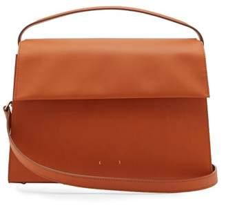 Pb 0110 Ab68 Leather Shoulder Bag - Womens - Brown