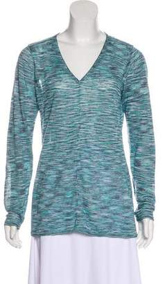 Tommy Bahama Long Sleeve Knit Top
