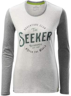 Seeker Women's Long Sleeve T-Shirt