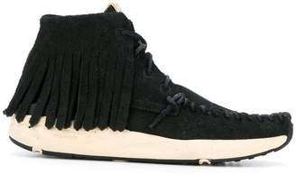 Visvim fringed moccasin sneakers
