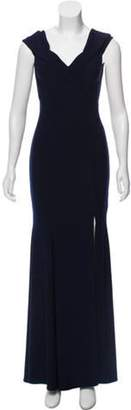 Aqua Strapless Evening Dress Navy Strapless Evening Dress