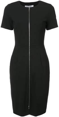 Prabal Gurung zip front fitted dress