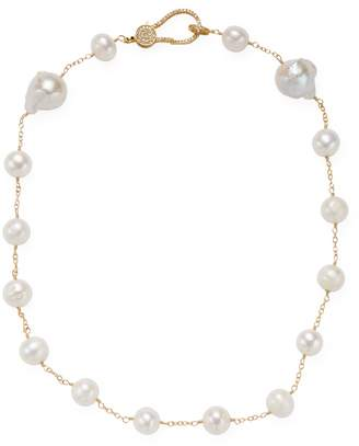 Mary Louise Designs Women's Freshwater & Baroque Pearls Necklace