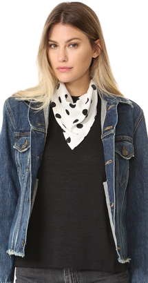 Vanessa Mooney The Bennett Bandana $35 thestylecure.com