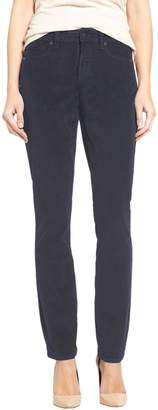 Buffalo David Bitton Colored Wash Corderoy Skinny Jeans - Mid Rise (-29)