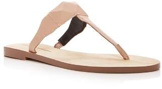 Rebecca Minkoff Women's Eloise Leather Thong Sandals