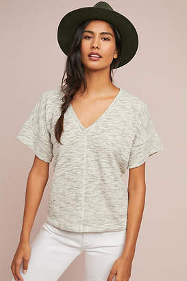 Eri + Ali Pembroke Textured Top