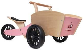 Kinderfeets Wood Cargo Trike