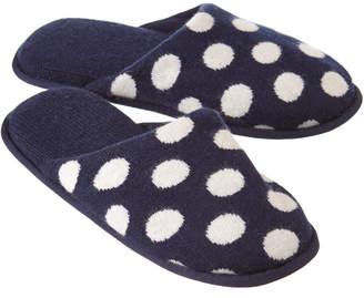 Portolano Cashmere-Blend Slippers