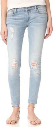 True Religion Casey Low Rise Super Skinny Jeans $199 thestylecure.com