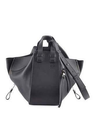 Loewe Hammock Smooth Leather Shoulder Bag