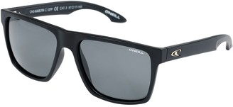 O'Neill Unisex Harlyn Square Polarized Sunglasses