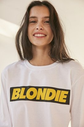 Urban Outfitters Blondie Long Sleeve Tee $39 thestylecure.com
