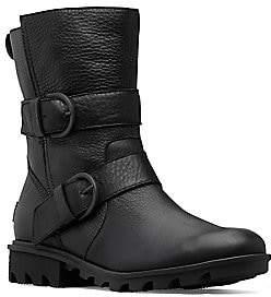 Sorel Women's Phoenix Moto Leather Boots