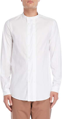 Imperial Star White Double Placket Shirt