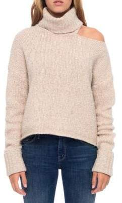 Line Kristin Cut-Out Shoulder Sweater