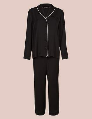 Marks and Spencer Revere Long Sleeve Pyjama Set