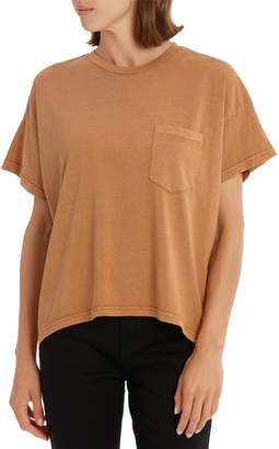 Nude Lucy Olson Washed Tee NU23056