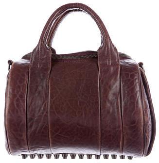 Alexander Wang Rockie Duffel Bag $380 thestylecure.com