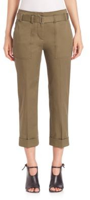 3.1 Phillip Lim 3.1 Phillip Lim Utility Cropped Trousers
