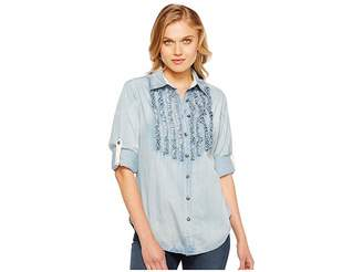 Tasha Polizzi Settler Shirt Women's Long Sleeve Button Up
