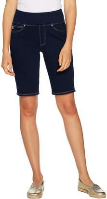 """Belle By Kim Gravel Belle by Kim Gravel Flexibelle 11"""" Shorts"""