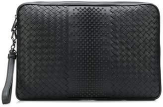 Bottega Veneta functional laptop case