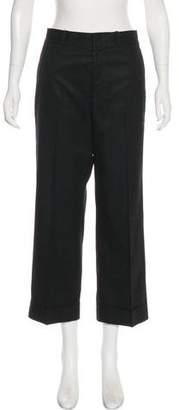 Lauren Ralph Lauren Mid-Rise Cropped Pants