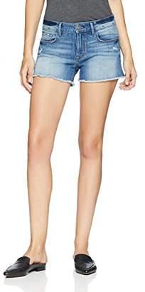 Madison Denim Women's Bailey Mid Rise Short--