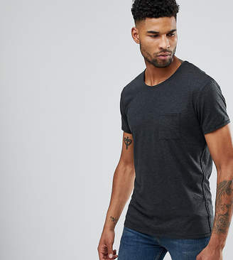 Selected T-Shirt With Chest Pocket