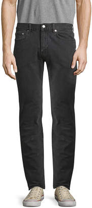 BLK DNM BLK Denim 5 Solid Straight Fit Pant