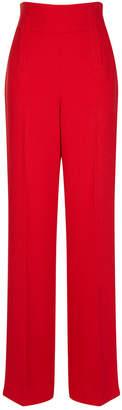 Karen Millen Tailored Wide-Leg Trousers