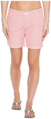 Columbia - Super Bonehead II Short Women's Shorts $40 thestylecure.com