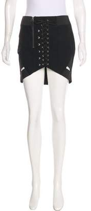 Anthony Vaccarello Corset Mini Skirt w/ Tags