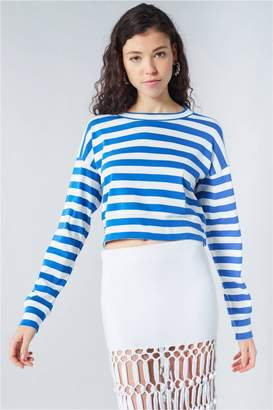 Sonia Rykiel Long-Sleeved Breton T-Shirt