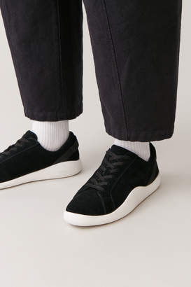Cos SUEDE SNEAKERS WITH RUBBER SOLES