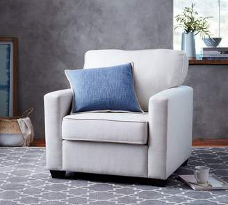 Pottery Barn SoMa Fremont Square Arm Upholstered Armchair