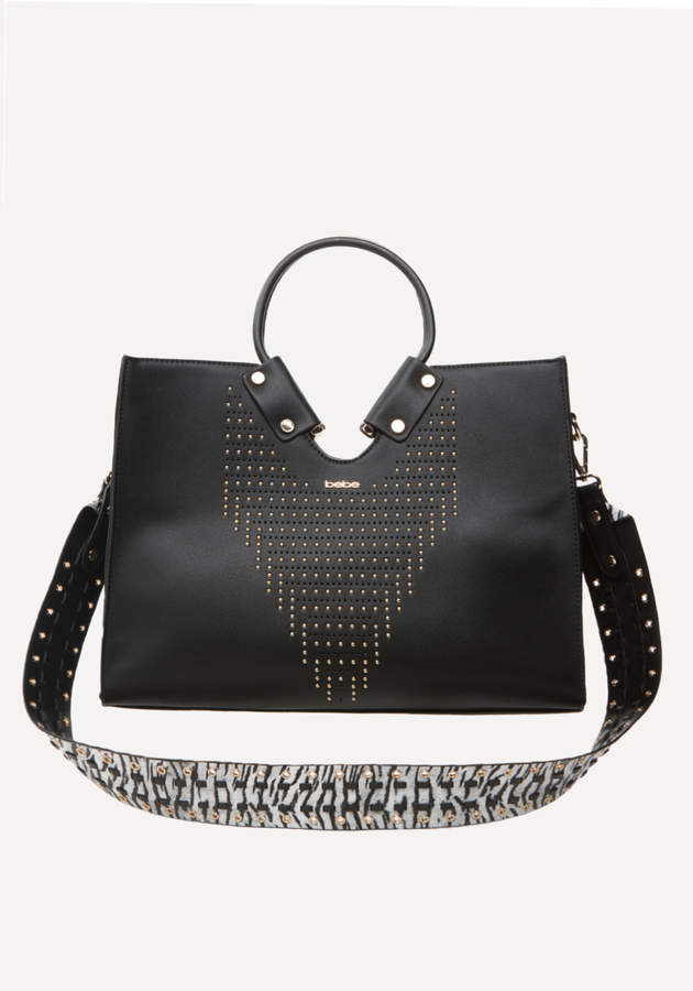 Isabella Studded Tote