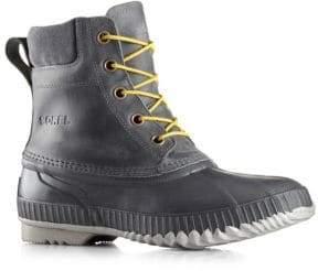 Sorel Cheyanne Grain Leather Boots