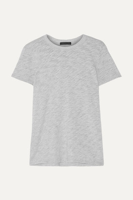 ATM Anthony Thomas Melillo Schoolboy Slub Supima Cotton-blend Jersey T-shirt