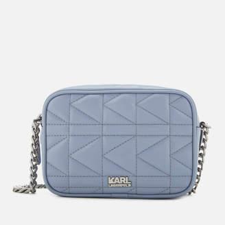 Karl Lagerfeld Women's K/Kuilted Cross Body Bag