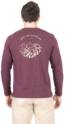 Mountain and Isles Men Mountains Graphic Tee