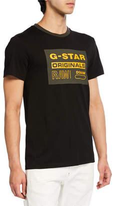 G Star G-Star Men's Graphic 8 T-Shirt
