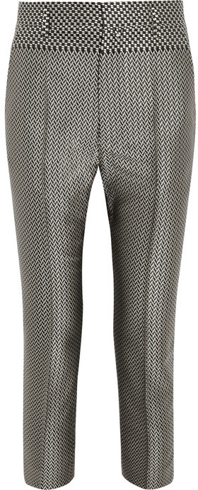 Haider Ackermann Ed jacquard tapered pants
