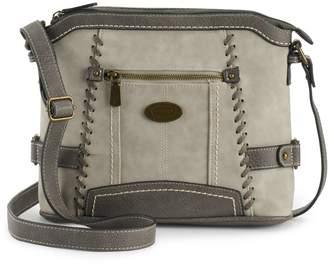 Oakley Concept Whipstitch Crossbody Bag 4c6406676c0a5
