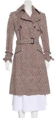 Stella McCartney Silk Long Coat