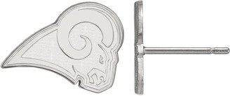 Women's Los Angeles Rams Sterling Silver Post Earrings