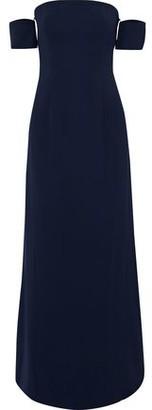 Sachin + Babi Off-The-Shoulder Velvet Gown
