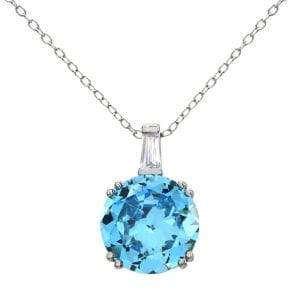 Lord & Taylor Cubic Zirconia Necklace