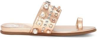 Vince Camuto Emmerly Toe-ring Embellished Slide